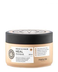Maria Nila Head & Hair Heal Masque, 250 ml.