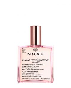 Nuxe Dry Oil Huile Prodigieuse Florale, 100 ml.