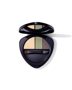 Dr. Hauschka Eyeshadow Trio 02 Jade, 4 g.