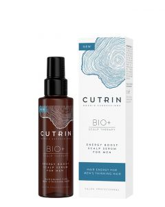 Cutrin Bio+ Energy Boost Scalp Serum for Men, 100 ml.