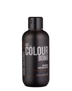 IdHAIR Colour Bomb Dark Chestnut 571, 250 ml.