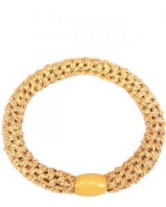 JA•NI Hair Accessories - Hair elastics, The Gold Glitter