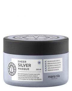 Maria Nila Sheer Silver Masque, 250 ml.