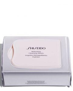 Shiseido Generic Skincare Refreshing cleansing sheets pk30, 143 ml.