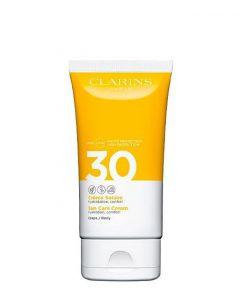 Clarins Sun Body Cream spf30, 150 ml.