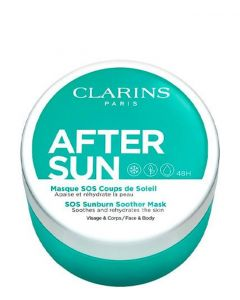 Clarins After Sun Face & body mask, 100 ml.