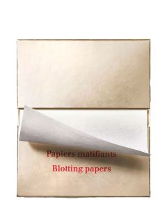 Clarins Pore Perfecting Perfect skin kit paper 2x70 stk., 6 ml.