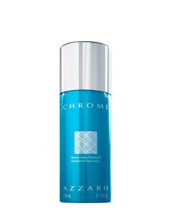 Azzaro Chrome Deodorant spray, 150 ml.