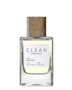 CLEAN Reserve Terra Woods EDP, 100 ml.